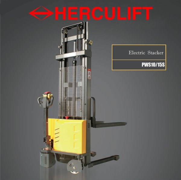 Economic Full Electric Stacker - PWS series