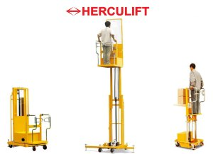 Electric Order Picker - WF / FT series