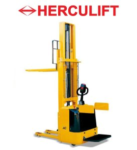 Full Electric Stacker with Platform - FS / FS.AC series