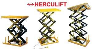 Multi-Scissors Stationary Lift Table - HD / HT / HF series
