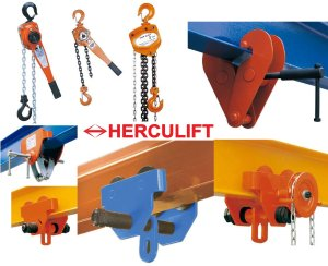 Winch, Hoists & Rigging