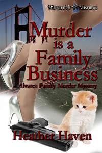 Murder is a Family Business cover