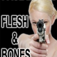 PUYB Blog Tour&Review: Flesh and Bones by Paul Levine