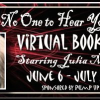 PUYB Tour&Review: No One To Hear You Scream by Julia Madeleine