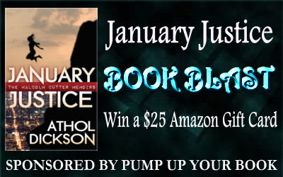 January Justice Book Blast banner