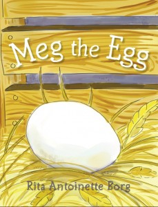 Meg the Egg cover