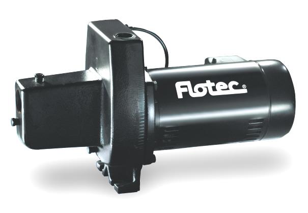 Flotec Fp Shallow Well Jet Pump 3 4hp