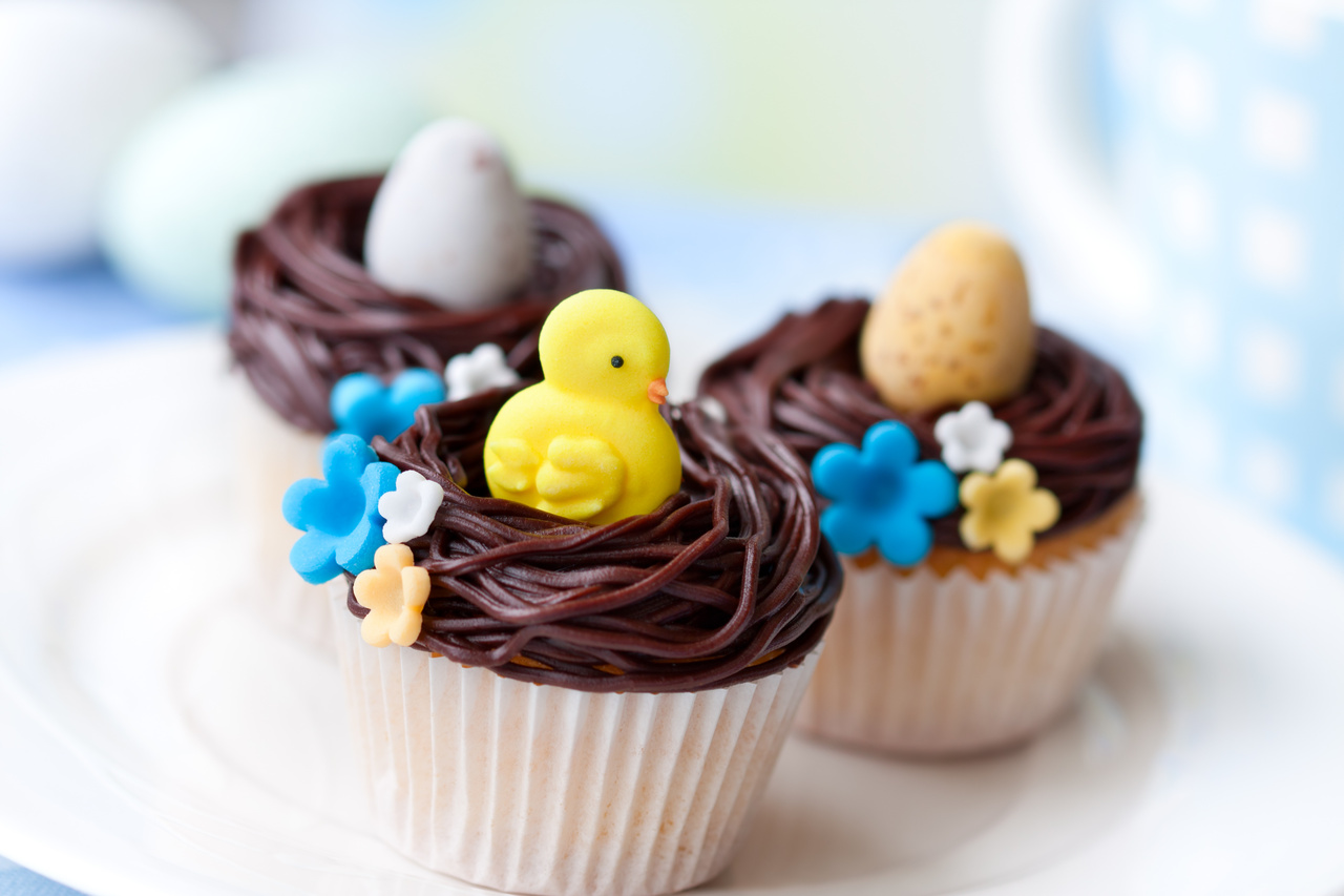 Easter Cupcakes Recipes