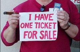 Scalper Douchebag of the Day: Krakftwerk Tickets for 10k and Dinner