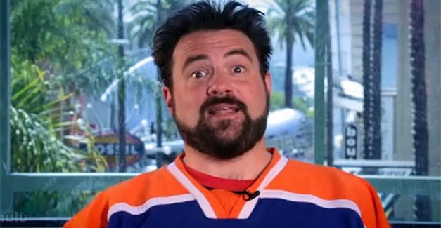 Kevin Smith Does Not Review Movies