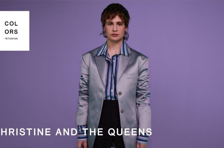 Christine and the Queens – People, I've been sad | A COLORS SHOW