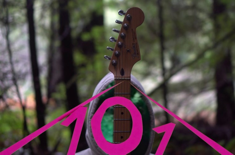 """Six Organs of Admittance """"The 101"""" (Official Music Video)"""