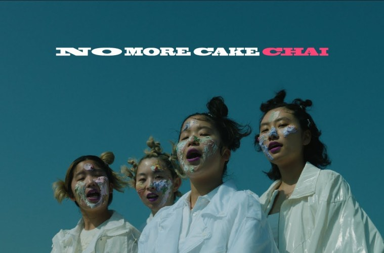 CHAI – NO MORE CAKE – Official Music Video