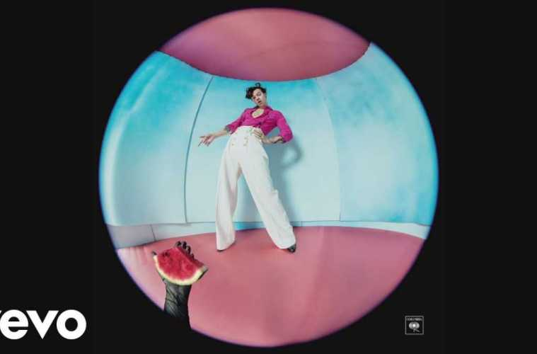 Harry Styles – Watermelon Sugar (Official Audio)