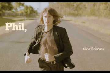 GREATEST HITS – Phil, Slow It Down (Official Video)