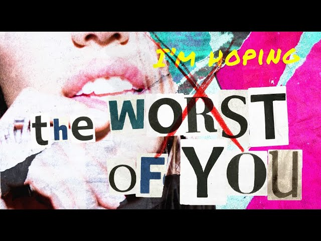 """NEFFEX – """"Worst Of You"""" (Official Lyric Video)"""