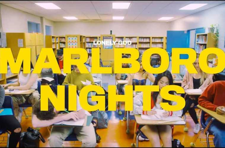 Lonely God – Marlboro Nights (Official Music Video)