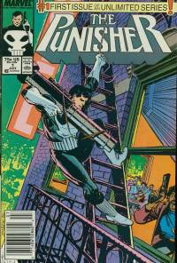 The Punisher Vol 2 #1