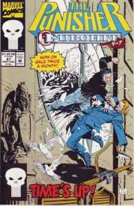 The Punisher Vol 2 #67