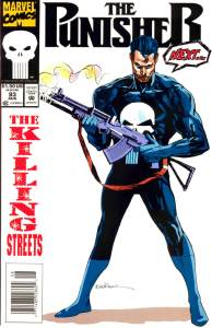 The Punisher v2 093 - Killing Streets