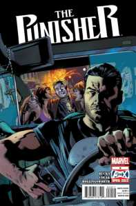 The Punisher Vol 8 #9