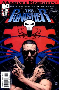 The Punisher Vol 5 #2 a