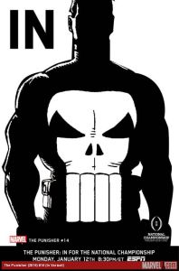 The Punisher Vol 9 #14 b