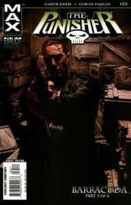 The Punisher Vol 6 #35