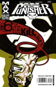 The Punisher Vol 6 #66