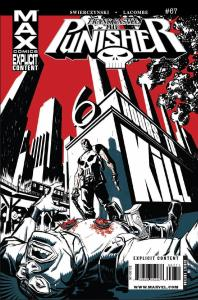 The Punisher Vol 6 #67