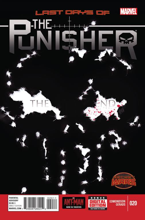 The Punisher Vol 9 #20