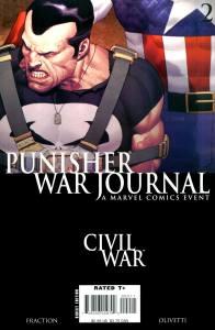 Punisher War Journal Vol 2 #2