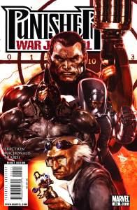 Punisher War Journal Vol 2 #26