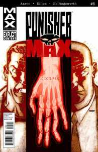 Punisher MAX #5