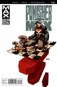 Punisher MAX #16