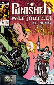 Punisher War Journal Vol 1 #12
