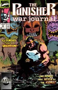 Punisher War Journal Vol 1 #17