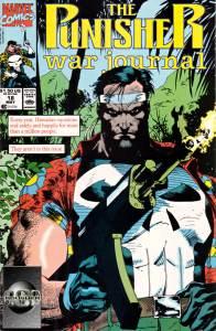 Punisher War Journal Vol 1 #18