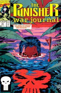 Punisher War Journal Vol 1 #21