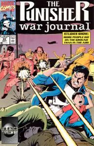 Punisher War Journal Vol 1 #22