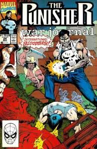 Punisher War Journal Vol 1 #24