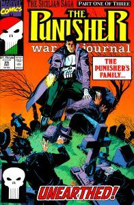 Punisher War Journal Vol 1 #25