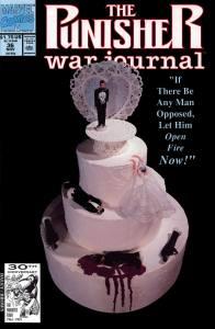 Punisher War Journal Vol 1 #36