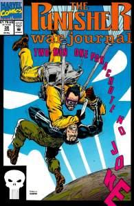 Punisher War Journal Vol 1 #38