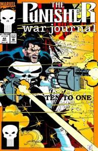 Punisher War Journal Vol 1 #42