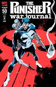Punisher War Journal Vol 1 #50