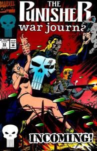 Punisher War Journal Vol 1 #53