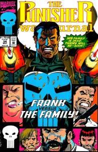 Punisher War Journal Vol 1 #54