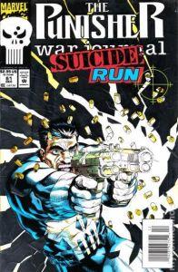 Punisher War Journal Vol 1 #61