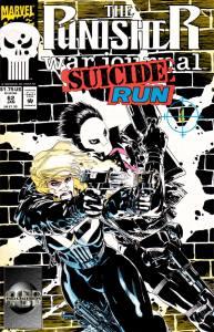 Punisher War Journal Vol 1 #62